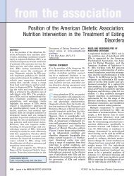 ADA_Position_Paper_Nutrition_Intervention in EDs