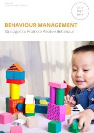 Behaviour Management Policy-Blur