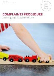 Complaints Procedure-Blur