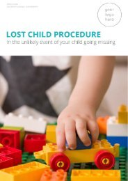 Lost Child Procedure - Blur