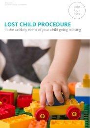 Lost Child Procedure - Blur