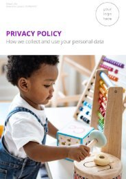 Privacy Policy - Blur