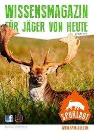 Spurlaut - Wissensmagazin für Jäger 05/2019