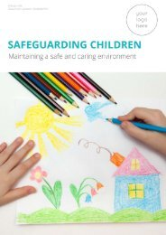 Safeguarding Children-Blur