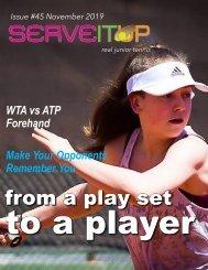 Serveitup Tennis Magazine #45