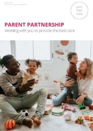 Parent Partnership-Blur
