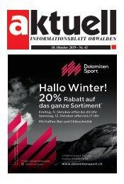 41-2019 Aktuell Obwalden
