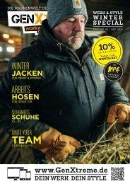 GenXtreme - Werk & Style Magazin 2019 Nr. 5 Winter Special