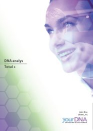 YourDNA Total+