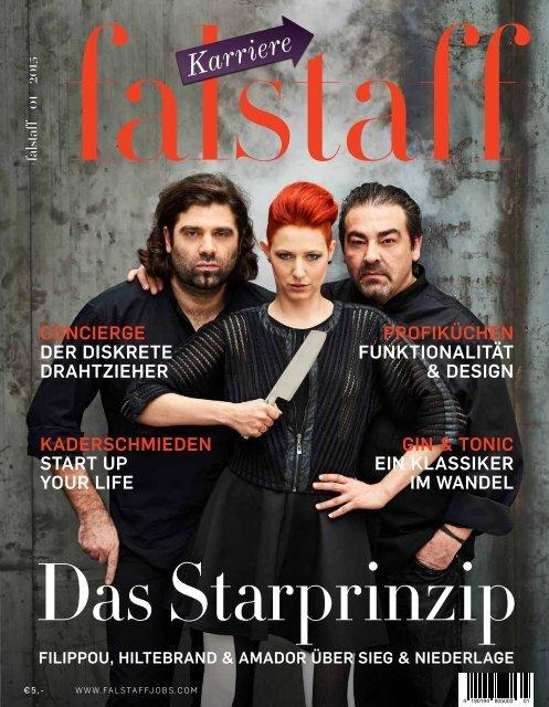Falstaff Karriere Ausgabe 1/2015