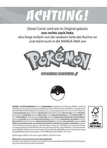 Pokémon - Die Ersten Abenteuer 27: Smaragd (Leseprobe) DPOKA027