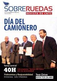 Revista 20 Sobre Ruedas CNTC