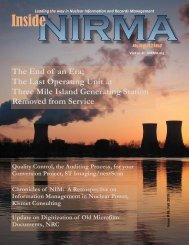 Inside NIRMA Fall 2019 FINAL