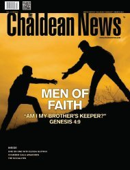 Chaldean News - March 2019