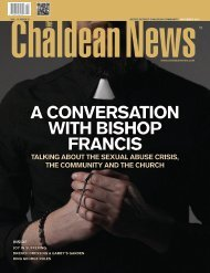 Chaldean News - November 2018