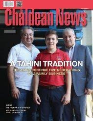Chaldean News - October 2018