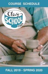 Clay School Ithaca CourseBook 19-20