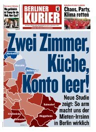 Berliner Kurier 08.10.2019