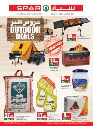 SPAR flyer from 9 to 15 Oct 2019