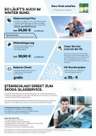 Schuster Automobile - Škoda Service im Winter - Page 2