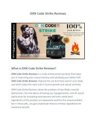 DXN Code Strike Reviews
