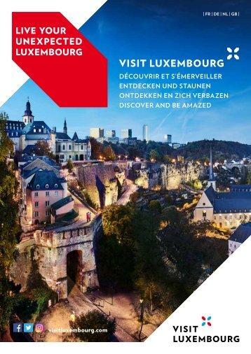 Visit Luxembourg - Entdecken und Staunen