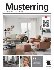 Musterring Bestseller Broschure (8 Pages)