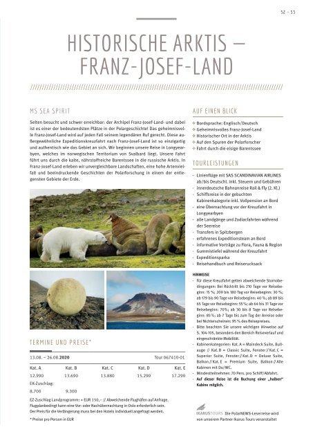 Arktis 2020-21 Expeditionen - DE