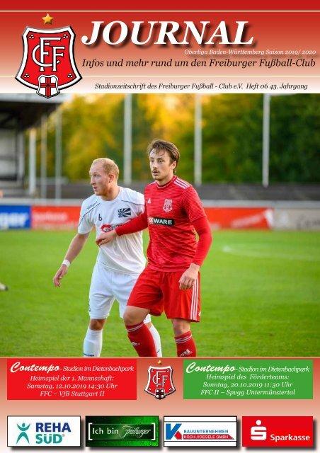 FFC-Journal, Heft 06, FFC - VfB Stuttgart II, Heft 06 2019-20k.pdf
