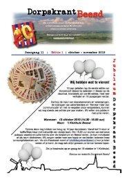 DORPSKRANT BEESD – JAARGANG 11 - NR.1