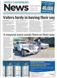 North Canterbury News: October 10, 2019