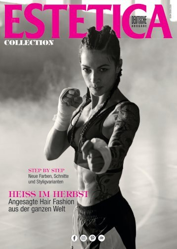 Estetica Magazine Deutsche Ausgabe (2/2019 Collection)