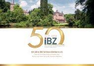 50 Jahre IBZ Gimborn