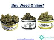 Buy Top Quality Weed Online – Cannabis and Carts