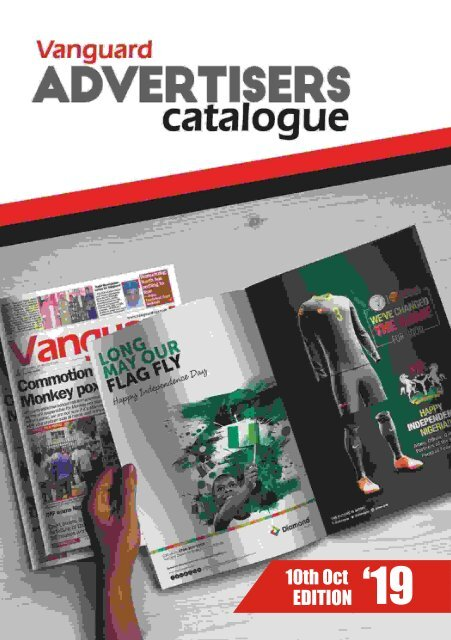 advert catalogue 10 October 2019