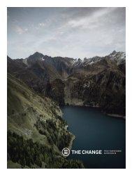 Be the change Brand Magazine