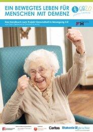 Ein bewegtes Leben für Menschen mit Demenz