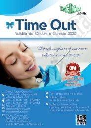 Time Out Ottobre - Gennaio