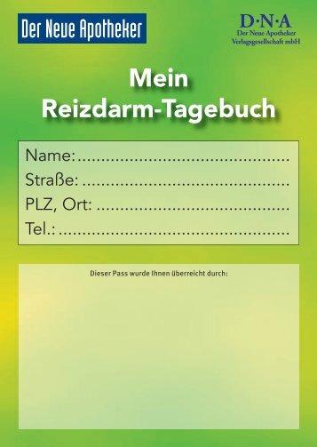 Mein Reizdarm-Tagebuch Der Neue Apotheker - Trenka