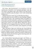 Mein Reizdarm-Tagebuch Der Neue Apotheker - Trenka - Seite 3