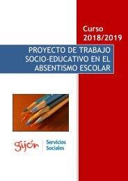 Informe evaluación TS absentismo 2018 19