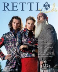 Rettl and friends 17 Herbst/Winter 2019/20