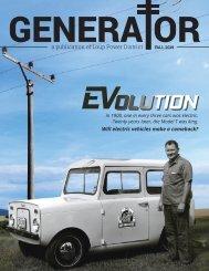 Generator - Fall 2019