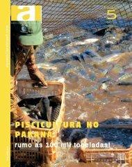 Edição 5 - Revista Aquaculture Brasil