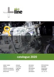 +Line Catalogue 2020