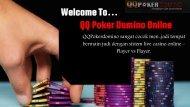 Judi Kartu Poker Online