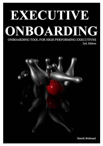 Executive Onboarding