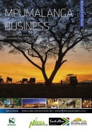 Mpumalanga Business 2019/20 edition