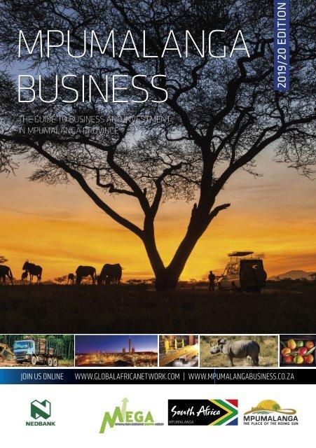 Mpumalanga Business 2019/20 edition