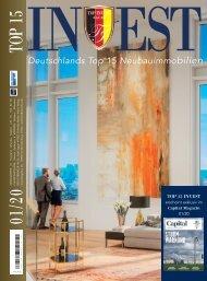 TOP 15 INVEST / Beilage im CAPITAL Magazin 01/20